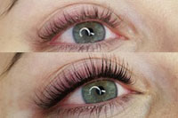 Lash lifting bottox řas